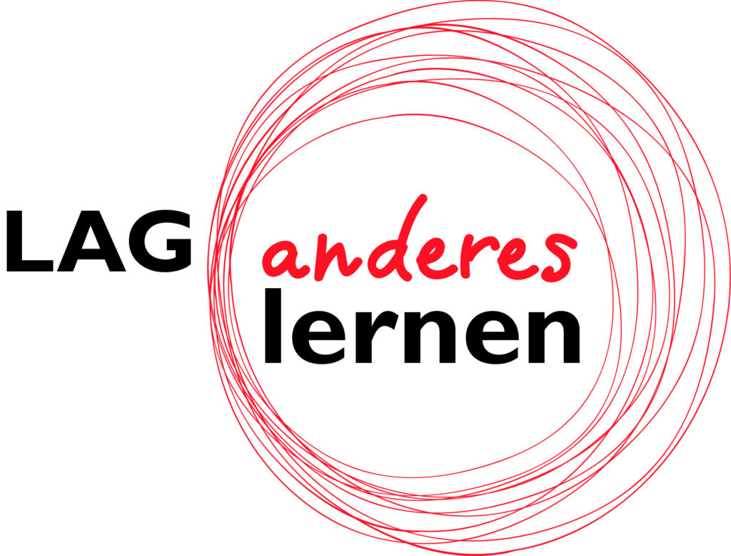 Logo LAG anderes lernen